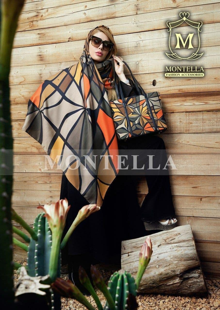 ست کیف و روسری مونتلا مدل راشل