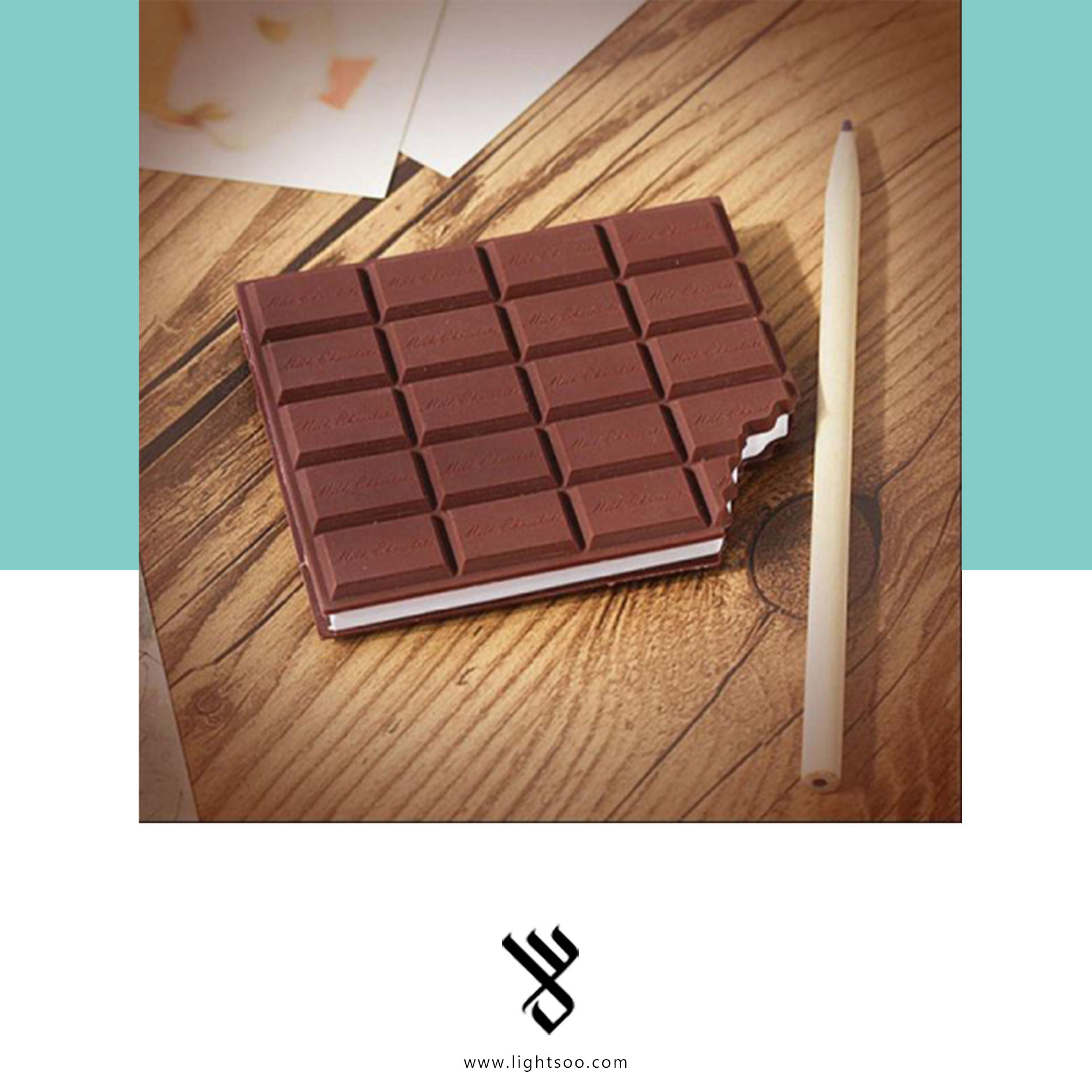 main images دفتر چه  طرح شکلات