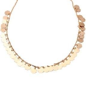 گردنبند  طلا 18 عیار کد N132
