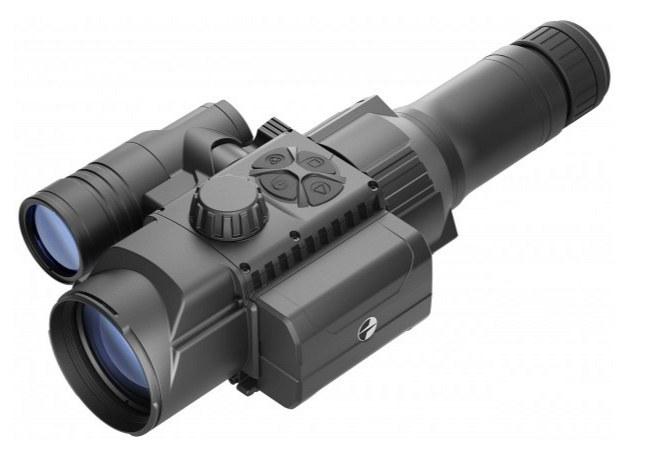 تصویر دوربین شکاری تک چشمی دید در شب پالسار Pulsar FN455