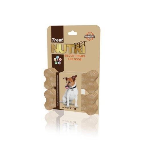 بیسکویت های تشویقی – تربیتی، مخصوص سگ، برند نوتری پت |