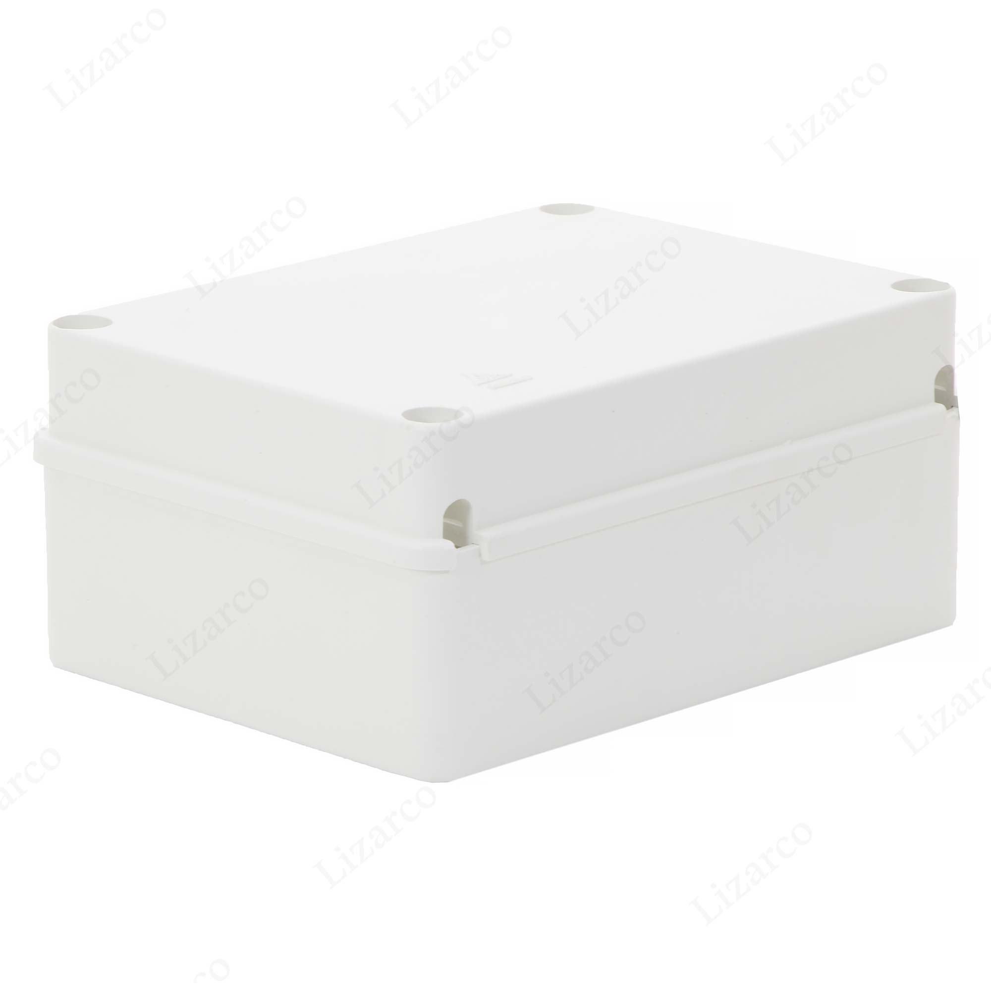 تصویر جعبه تقسیم روکار 15×10  - سهند پلاست