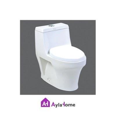 توالت فرنگی چینی کرد مدل هلنا درجه یک