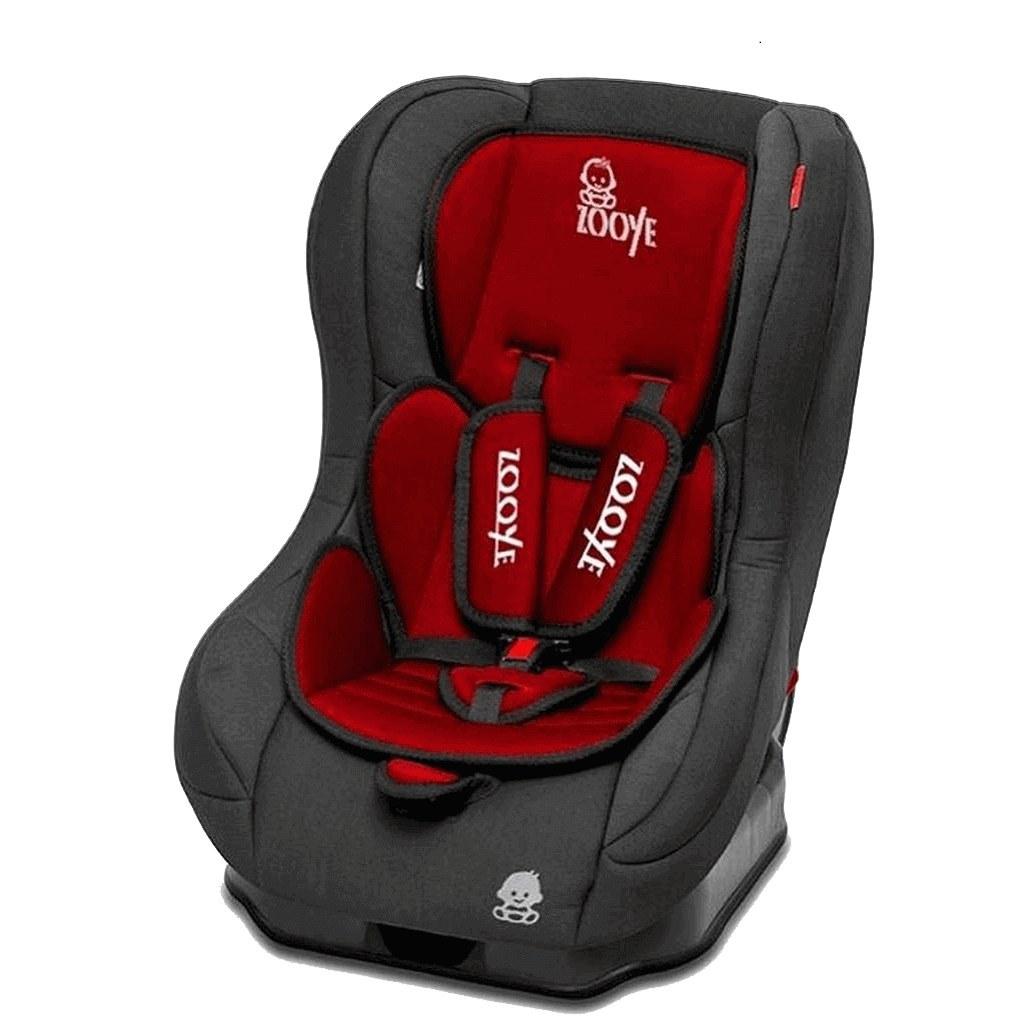 صندلی ماشین و اتومبیل کودک زویه Zooyeبدون گارد کد ۲۰۴Zoo