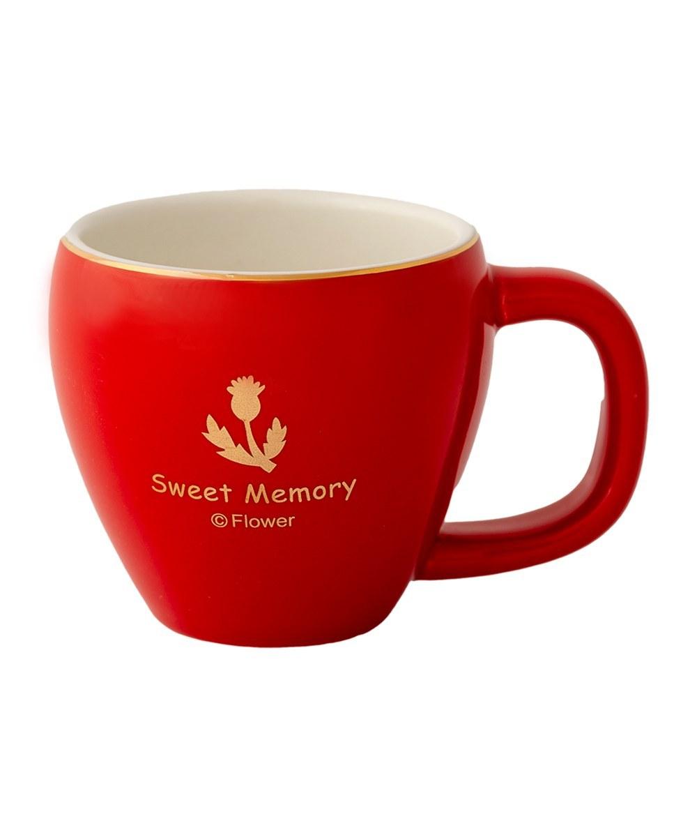 تصویر فنجان قهوه خوری مدل Sweet Memory طرح گل