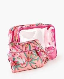 کیف آرایشی بسته سه تایی Victoria's Secret مدل 9805 |