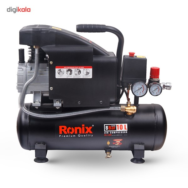 img کمپرسور هوا رونیکس مدل RC-1010 Ronix air compressor RC 1010