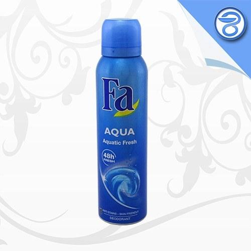اسپری دئودورانت آکوا فا – Aqua Anti Transpirant