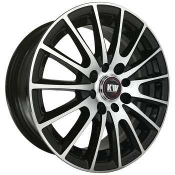 رینگ آلومینیومی چرخ مدل KW3136_14_8H208RB سایز 14 اینچ | KW3136_14_8H208RB Aluminium Wheel Rims 14 Inch