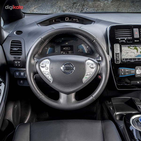عکس خودرو نیسان Leaf اتوماتیک سال 2016 Nissan Leaf 2016 AT خودرو-نیسان-leaf-اتوماتیک-سال-2016 5