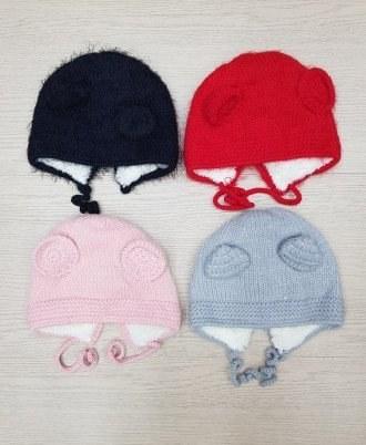 کلاه بچگانه مناسب برای 1 تا 3سال 404707  