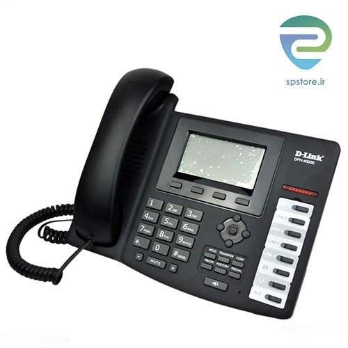 عکس تلفن ویپ دی لینک دارای 5 اکانت SIP مدل D-Link DPH-400SE/F4 D-Link DPH-400SE/F4 B تلفن-ویپ-دی-لینک-دارای-5-اکانت-sip-مدل-d-link-dph-400se-f4