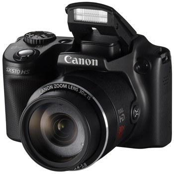 تصویر دوربين ديجيتال کانن پاورشات SX510 HS Canon Powershot SX510 HS