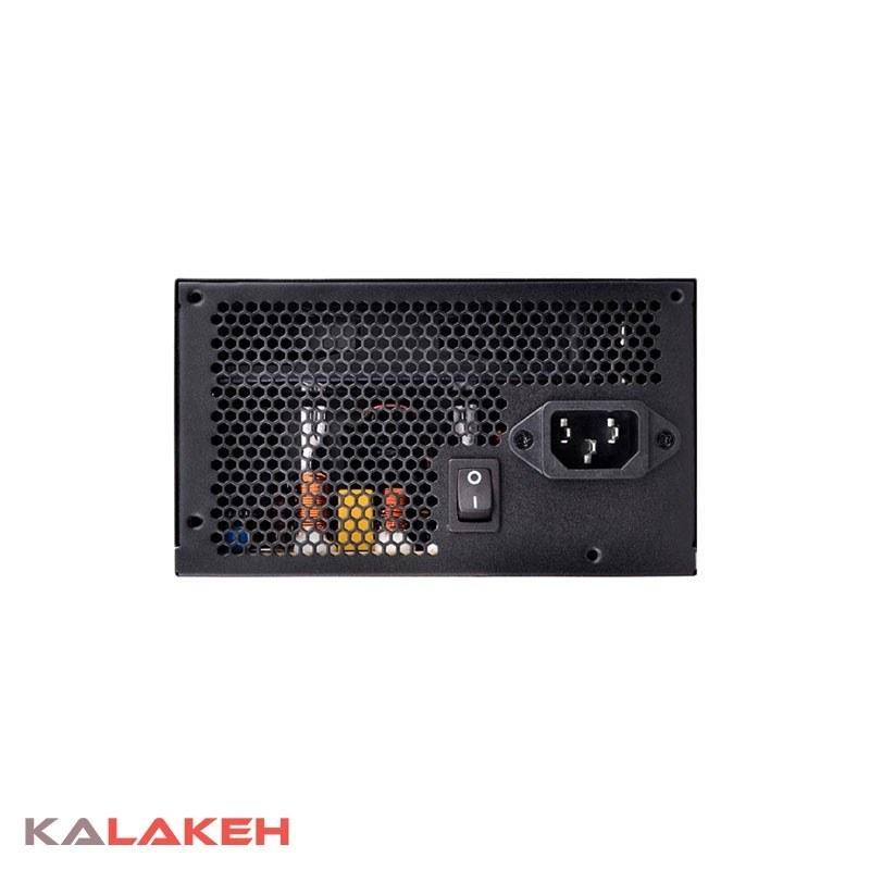 تصویر منبع تغذیه کامپیوتر سیلوراستون مدل Essential SST-ST60F-ES230