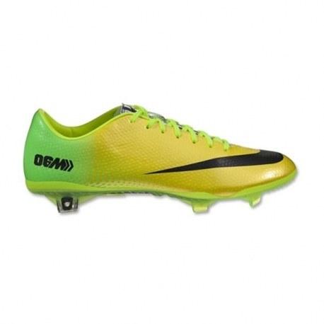 کفش فوتبال نایک مرکوریال ویپور Nike Mercurial Vapor IX FG 555605-703