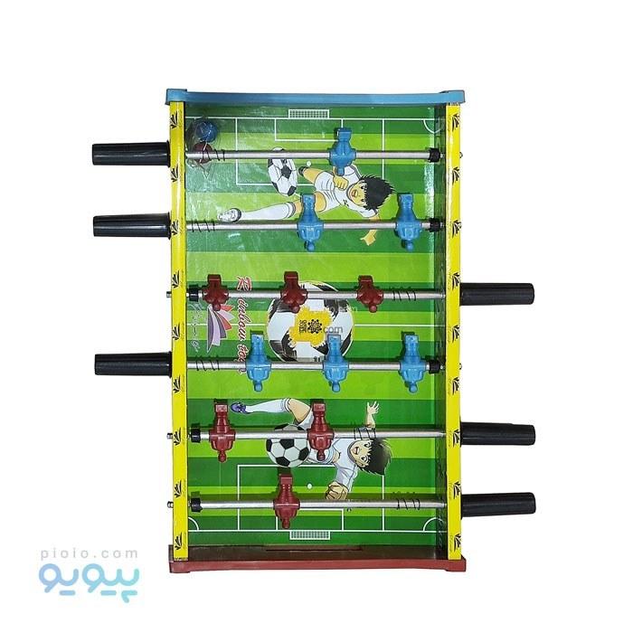 تصویر فوتبال دستی طرح سوباسا