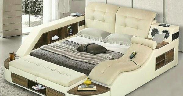 عکس تخت خواب دو نفره هوشمند اسکار  تخت-خواب-دو-نفره-هوشمند-اسکار