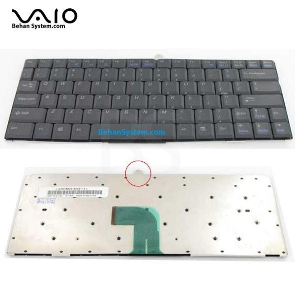 کیبورد لپ تاپ SONY مدل PCG-GR