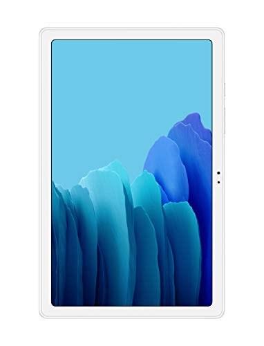 تصویر Samsung Galaxy Tab A7 10.4 Wi-Fi 32GB Silver (SM-T500NZSAXAR)