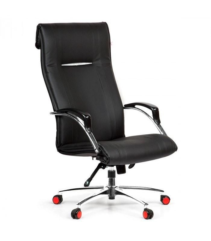 صندلی مدیریتی فرا صنعت FM 2070 با روکش چرم