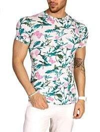 تیشرت گلدار مردانه Primark کد 9379 |