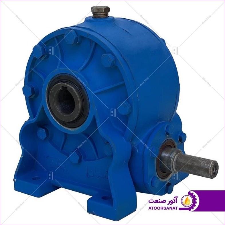 تصویر گیربکس صنعتی حلزونی VF62
