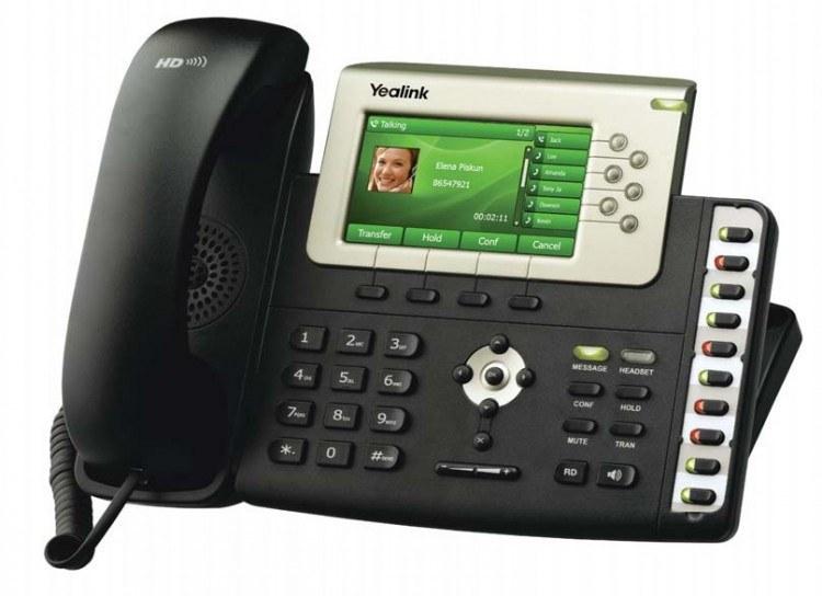 تصویر Yealink T38G IP Phone یالینک قیمت   به شرط خرید تیمی