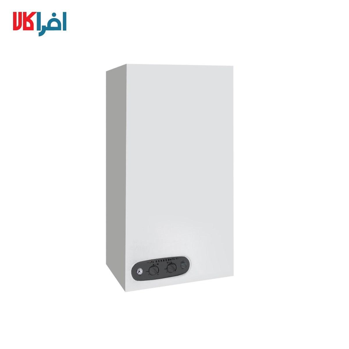تصویر پکیج دیواری ایران رادیاتور مدل ECO24FF wall hung gas combi boiler ECO24FF