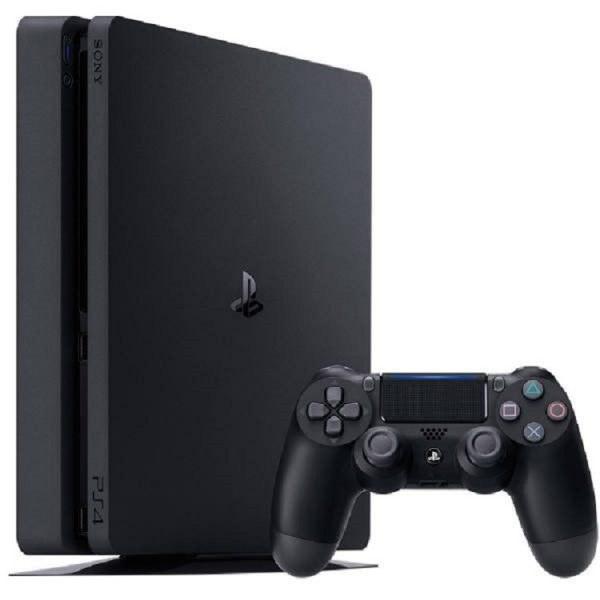 تصویر  کنسول بازی سونی PlayStation 4 Slim ظرفیت 1 ترابایت | پلی استیشن 4 اسلیم Sony Playstation 4 Slim Region CUH-2216B 1TB