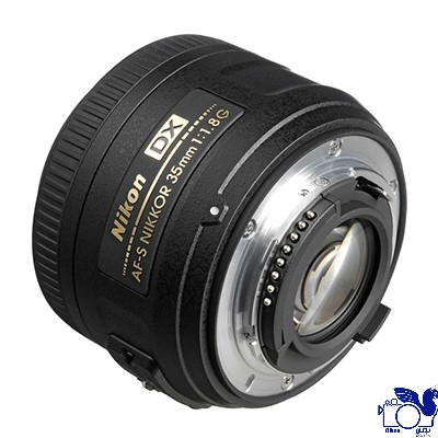 تصویر Lens Nikon 35mm f/1.8G DX AF-S لنز دوربین نیکون 35mm f/1.8G DX AF-S