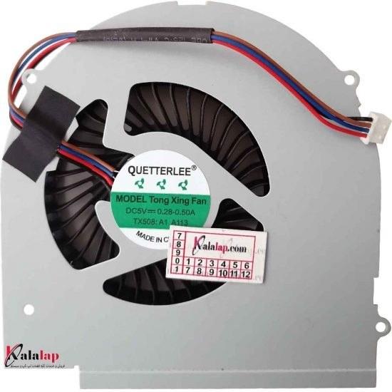 تصویر فن لپ تاپ لنوو FAN LENOVO Y580 Lenovo Y580 Y580M Y580N Y580NT Y580A series laptop CPU Cooling Fan