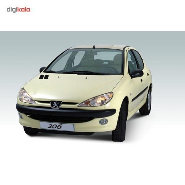 عکس خودرو پژو 206 تیپ 3 دنده ای سال 1390 Peugeot 206 Trim 3 1390 MT خودرو-پژو-206-تیپ-3-دنده-ای-سال-1390 1