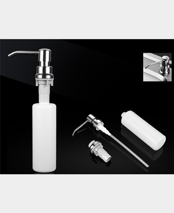 تصویر پمپ مایع ظرفشویی پیسو مدل kh-SS