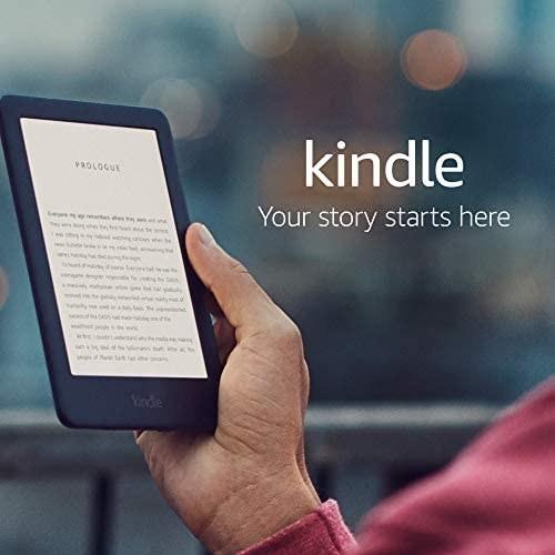 تصویر کتابخوان All-new Kindle مشکی Kindle - Now with a Built-in Front Light - Black - Ad-Supported