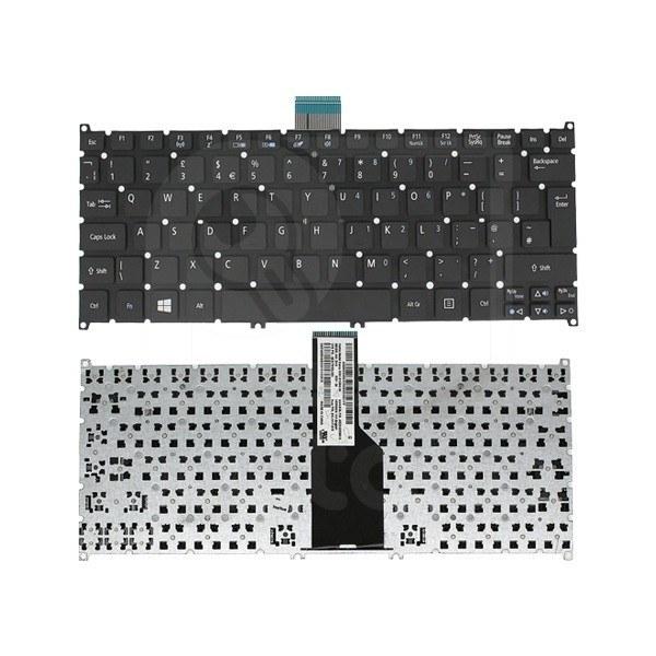 تصویر کیبورد لپ تاپ ایسر Laptop Keyboard Acer Aspire Ultrabook S3-391