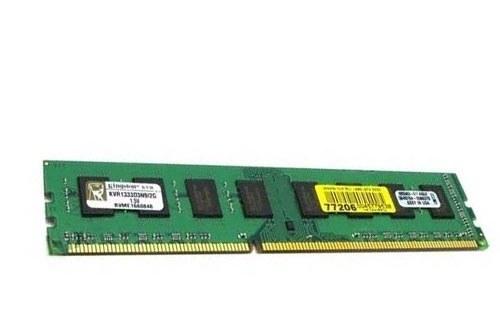 تصویر رم 4 گیگ Kingston 1600 (Ram 4 GB Kingston 1600-)
