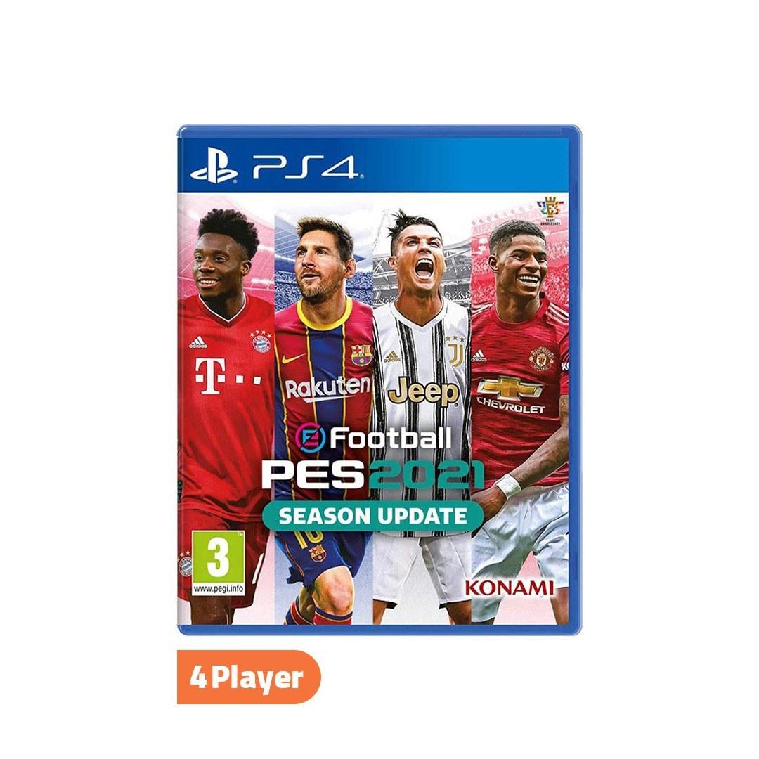 تصویر PES 2021 - PS4