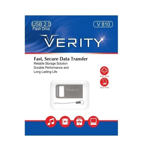 تصویر فلش مموری وریتی مدل V810 ظرفیت 32 گیگابایت Verity V810 Flash Memory 32GB