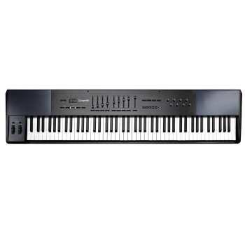 تصویر کیبورد میدی کنترلر ام-آدیو مدل Oxygen 88 ا M-Audio Oxygen 88 Midi Controller Keyboard M-Audio Oxygen 88 Midi Controller Keyboard