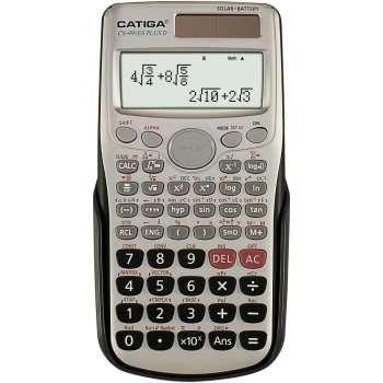 تصویر ماشین حساب کاتیگا مدل CS-991 Es Plus Catiga CS-991 Es Plus Calculator