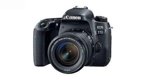 عکس دوربین دیجیتال کانن مدل EOS 77D به همراه لنز 18-55 میلی متر STM  دوربین-دیجیتال-کانن-مدل-eos-77d-به-همراه-لنز-18-55-میلی-متر-stm