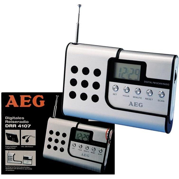 رادیو دیجیتالی AEG DRR 4107 | AEG DRR 4107 Digital Radio