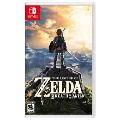 تصویر بازی The Legend of Zelda: Breath of the Wild - نسخه Nintendo Switch