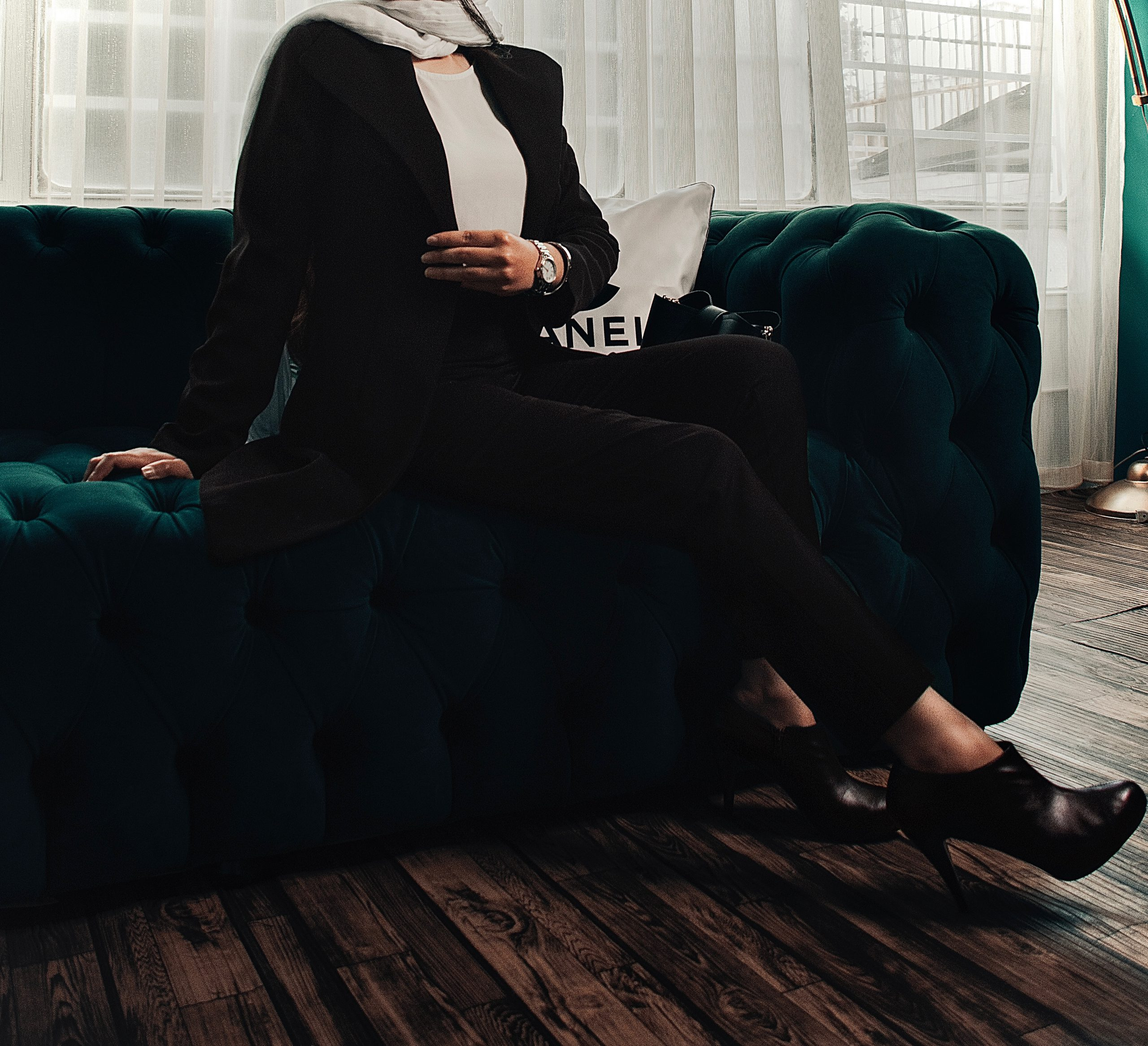 تصویر کت وشلوار زنانه اُبسيدين  Obsidian
