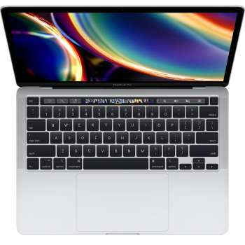 عکس لپ تاپ 13 اینچی اپل مدل MacBook Pro MWP82 2020 Core i5 10th همراه با تاچ بار Apple MacBook Pro MWP82 2020 Core i5 10th 13 inch with Touch Bar and Retina Display Laptop لپ-تاپ-13-اینچی-اپل-مدل-macbook-pro-mwp82-2020-core-i5-10th-همراه-با-تاچ-بار