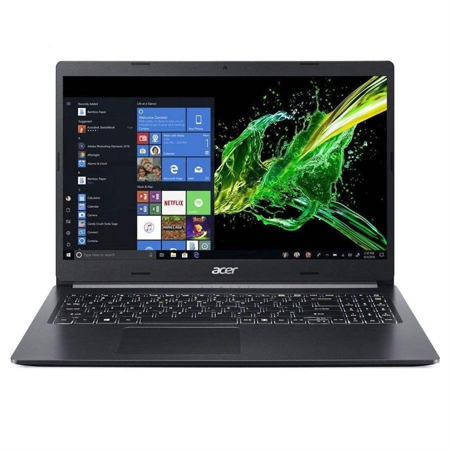 تصویر لپ تاپ 15 اینچی ایسر مدل Aspire A315-34-C7KD Acer Aspire A315-34-C7KD N4000 4GB 1TB Intel Laptop
