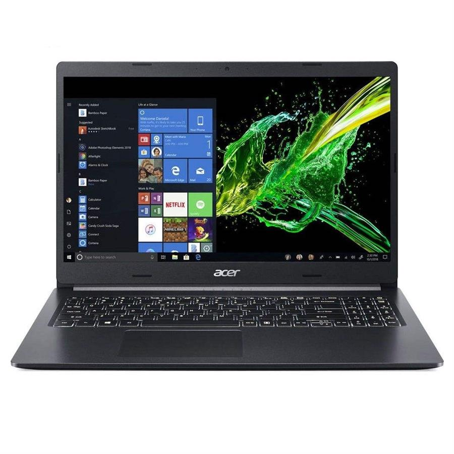 عکس لپ تاپ 15 اینچی ایسر مدل Aspire A315-34-C7KD Acer Aspire A315-34-C7KD N4000 4GB 1TB Intel Laptop لپ-تاپ-15-اینچی-ایسر-مدل-aspire-a315-34-c7kd