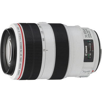 Canon EF 70-300 F/4-5.6 L IS USM – جدی کالا