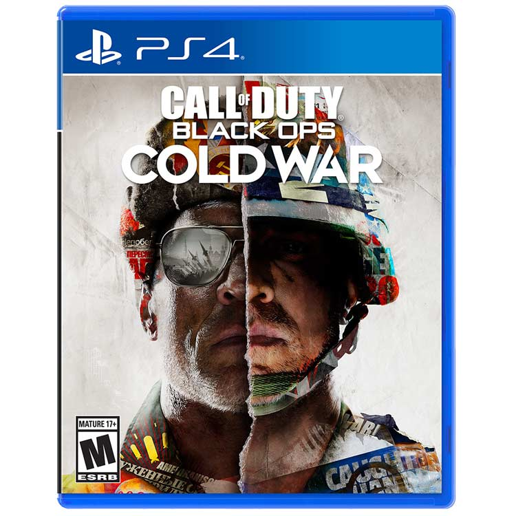 تصویر بازی پلی استیشن CALL OF DUTY BLACK OPS COLD WAR ACTIVISION CALL OF DUTY BLACK OPS COLD WAR playstation game