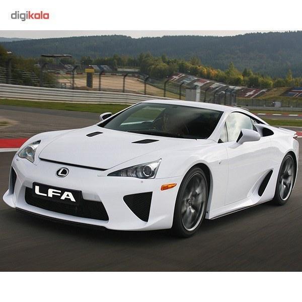 img خودرو لکسوس LFA اتوماتیک سوپر اسپورت سال 2012
